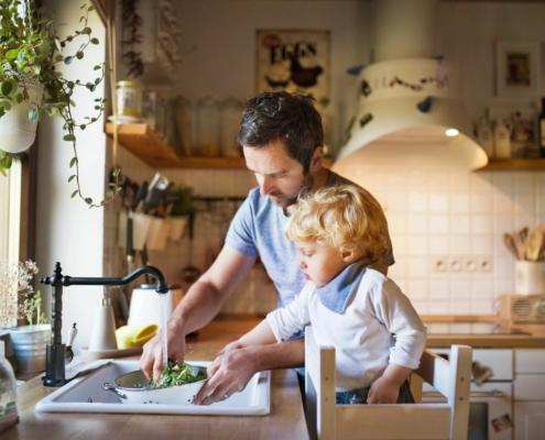 edmonton plumber family kitchens