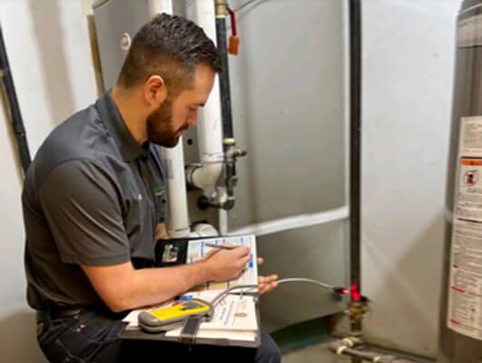 edmonton plumber inspection dan shoemaker